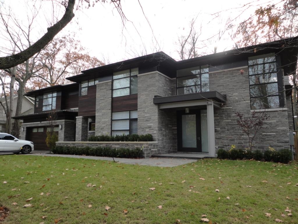 Tarnat Custom Homes Custom Home Exterior Design Home Builders Toronto